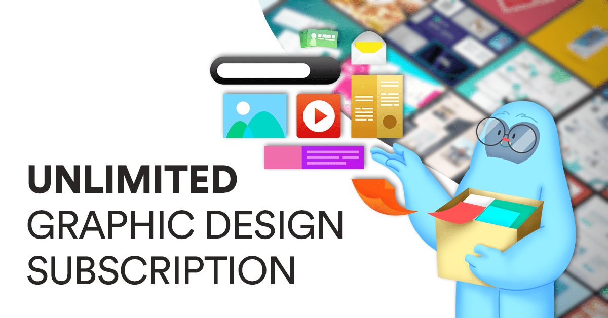 Why an Unlimited Graphic Design Subscription is Your Best Option for Creative Work