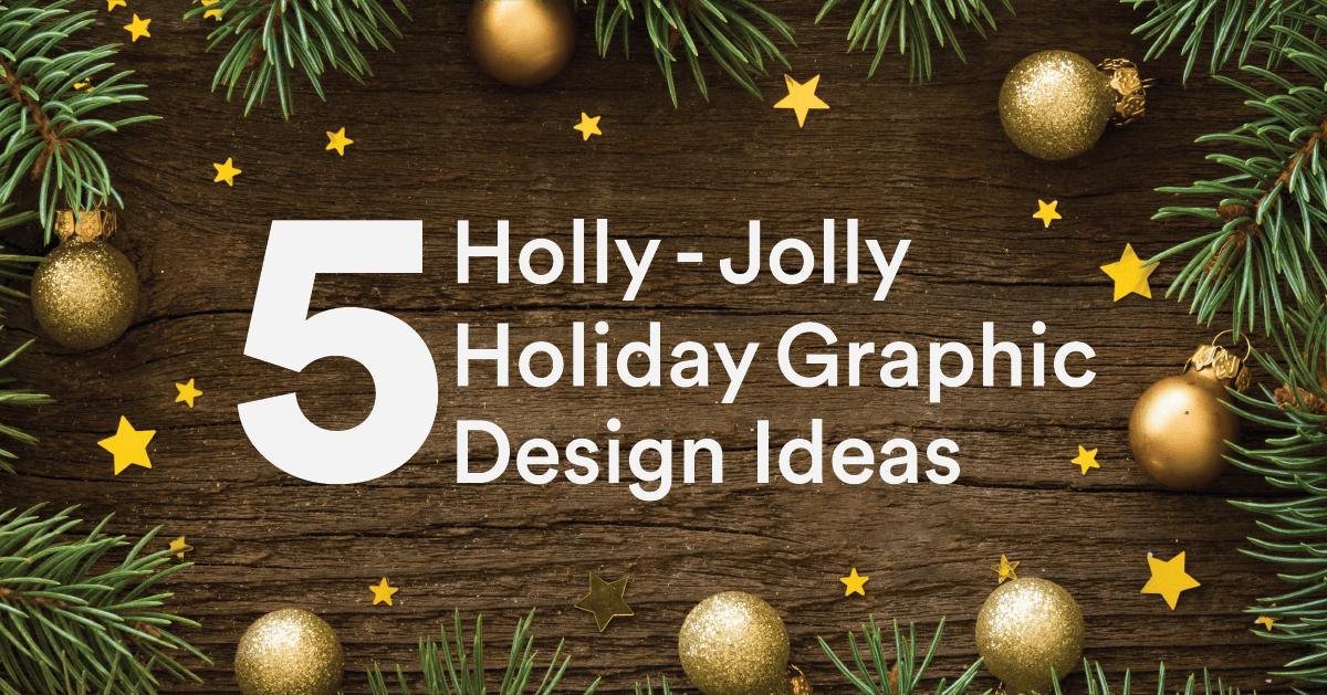 holiday graphic design - DotYeti.com Blogs