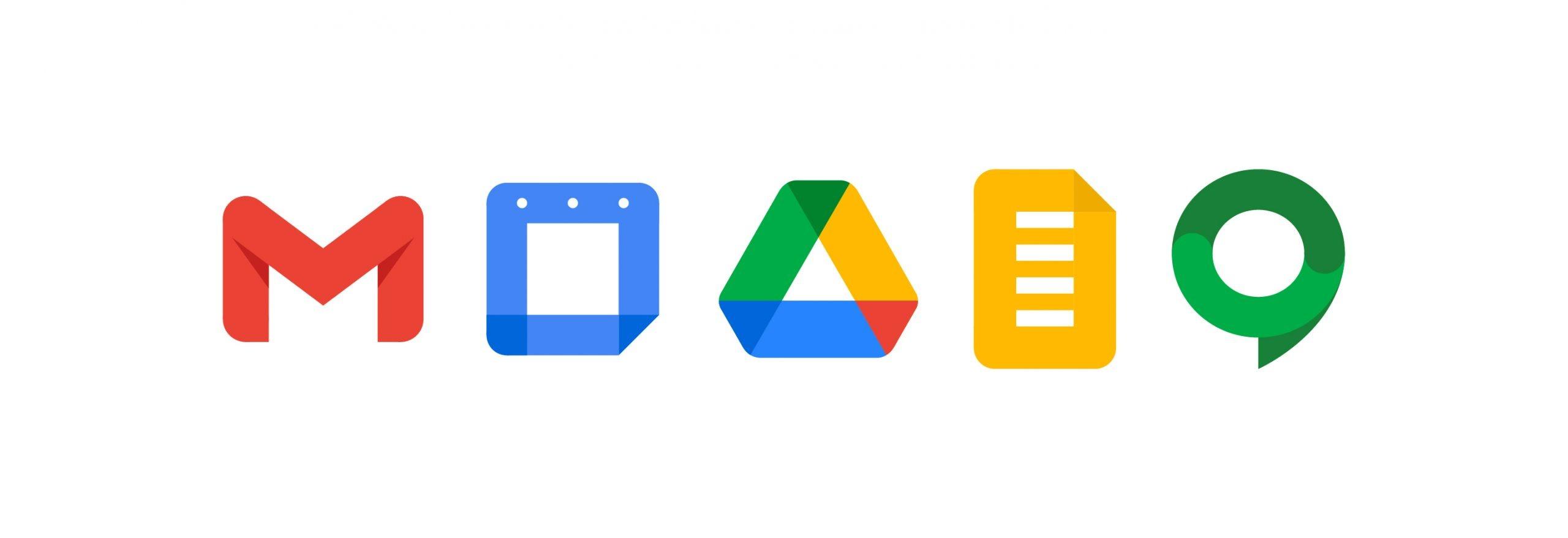 DotYeti Google New Logos 2020 Solution