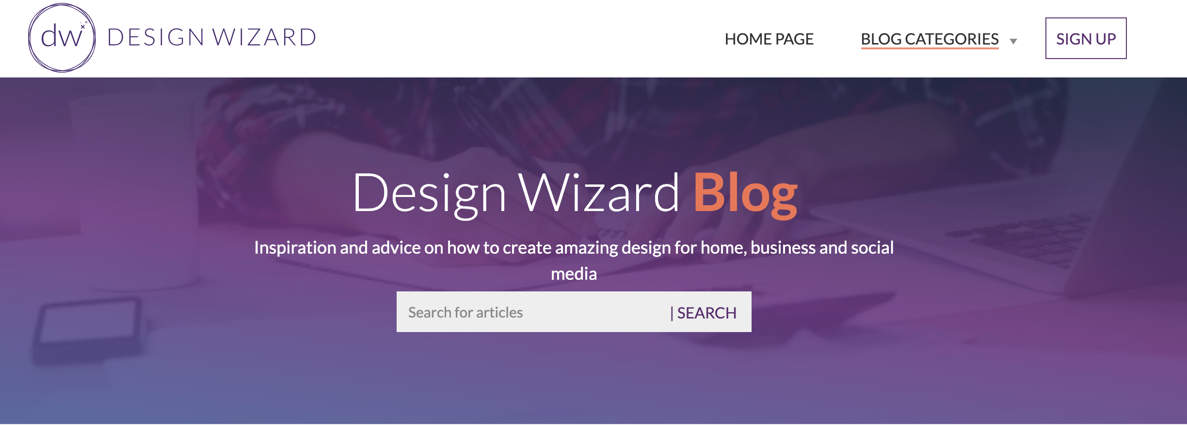 Design Wizard Graphic Design Blogs