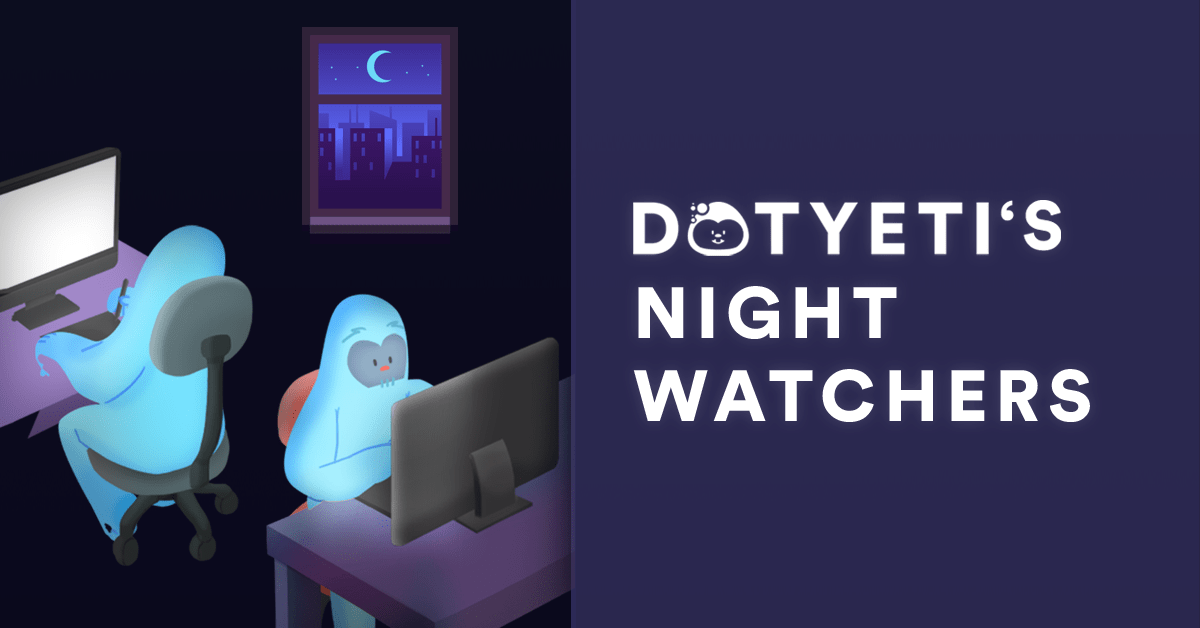 Designer Spotlight: The Sexy Yellow Night Watchers