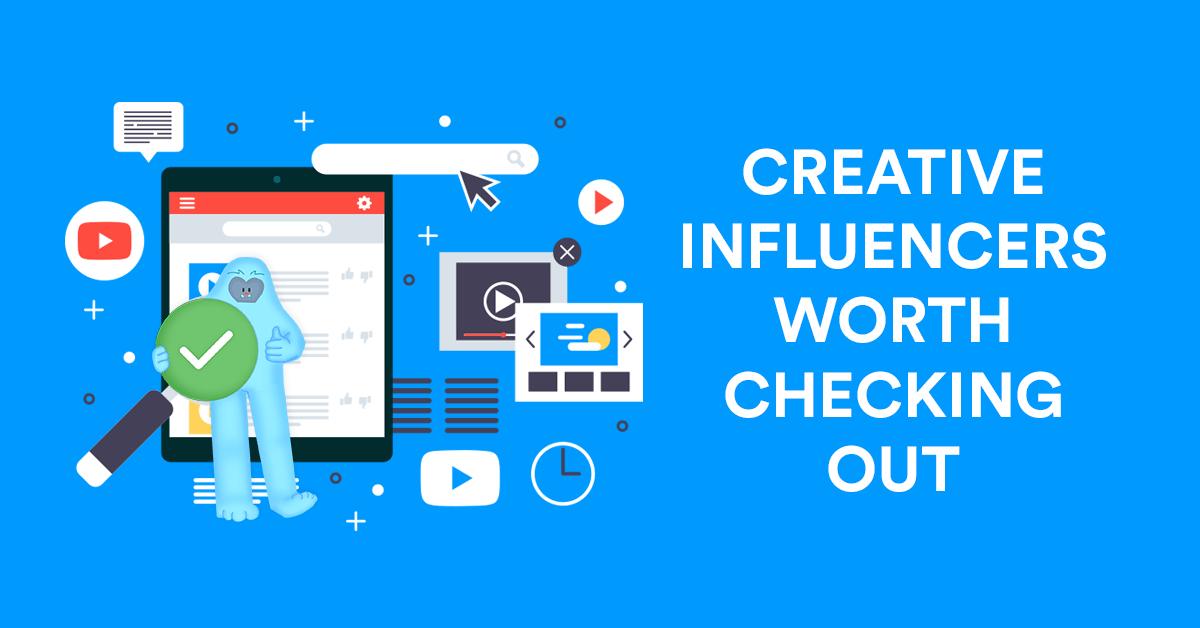 creative influencers
