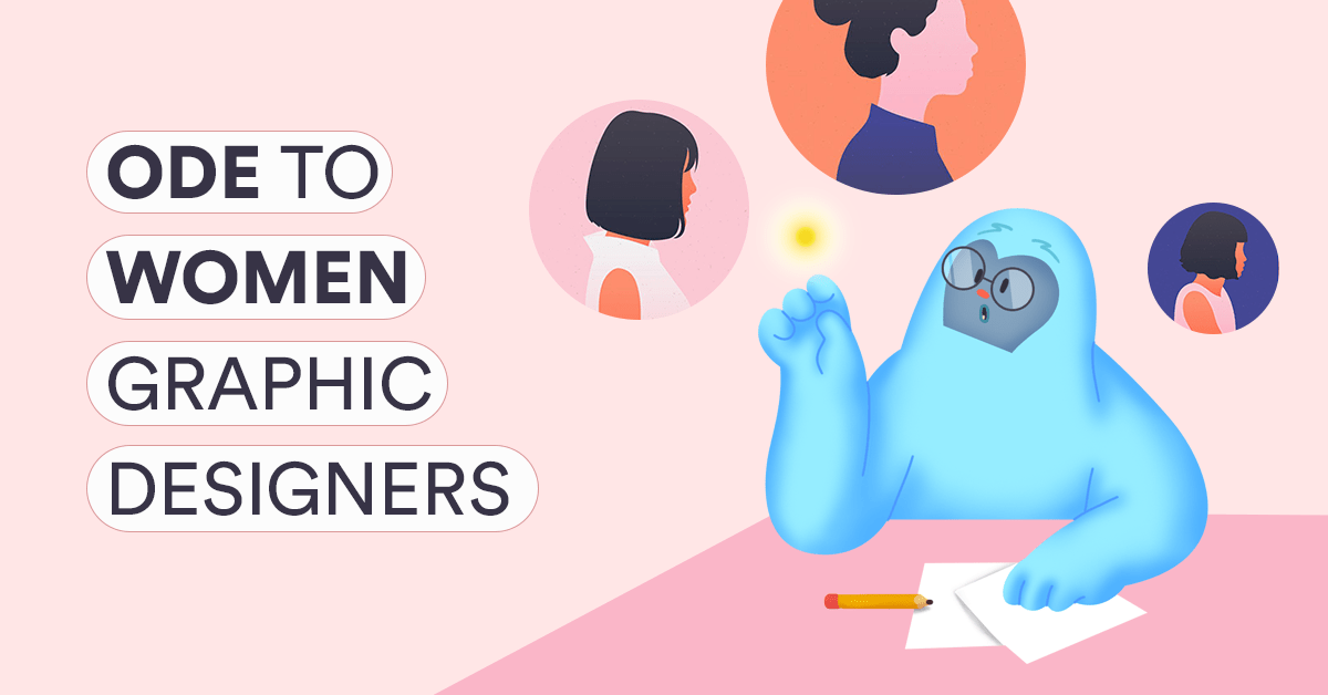 Ode to Women Graphic Designers  | DotYeti.com