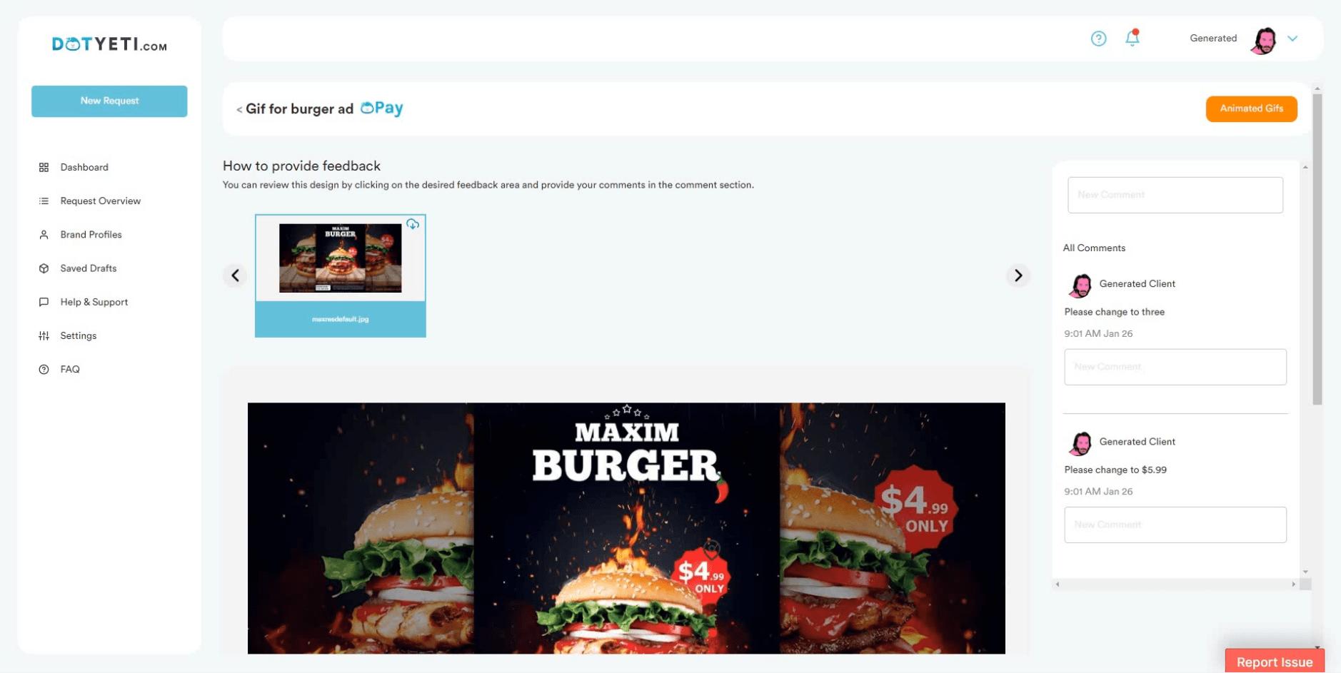 Important Announcement: We Have A New Platform! - DotYeti Blog