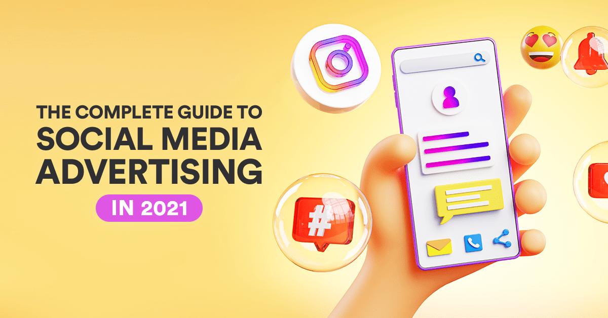 [Instagram] Social Media Advertising 2021