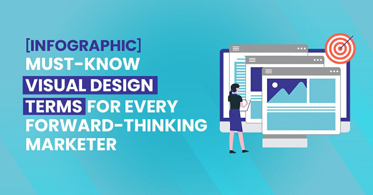 [INFOGRAPHIC] Visual Design Terms Every Digital Marketer Should Know