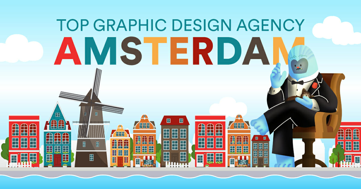5 Graphic Design Companies in Amsterdam 2021